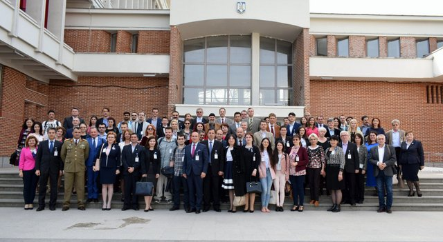 eLSE 2018<br />Bucharest, April 19th - 20th, 2018 - Group picture